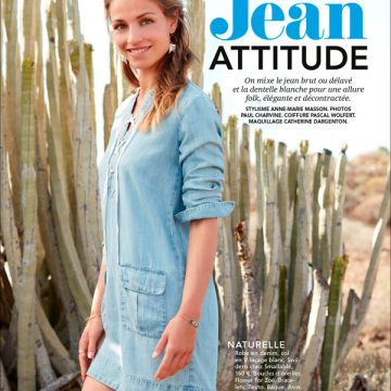 Bewateragency sigue creciendo. En este caso ha sido la prestigiosa revista francesa Femme Actuelle