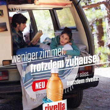 Bewateragency participa en la nueva campaña de Rivella
