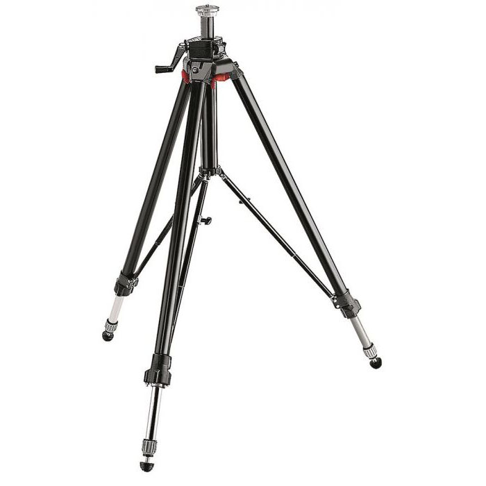 tripode manfrotto 058b